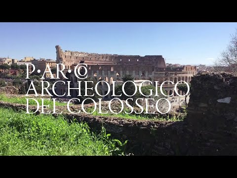 Welcome to Parco archeologico del Colosseo!