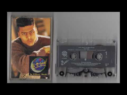 (1988) Al B. Sure! - In Effect Mode [Cassette Rip]