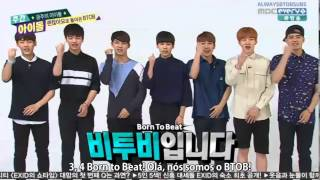150708 BTOB no Weekly Idol (It