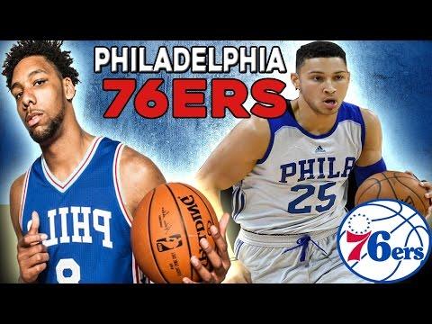 NBA 2K17 REBUILDING THE PHILADELPHIA 76ERS   BIG TIME TRADE!