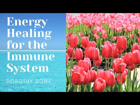 Free Energy Healing for the Immune System -Dorothy Rowe