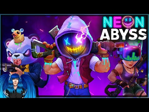 ROGUE LIKE ACTION PACKED GAME, FIRST IMPRESSIONS | Neon Abyss | |