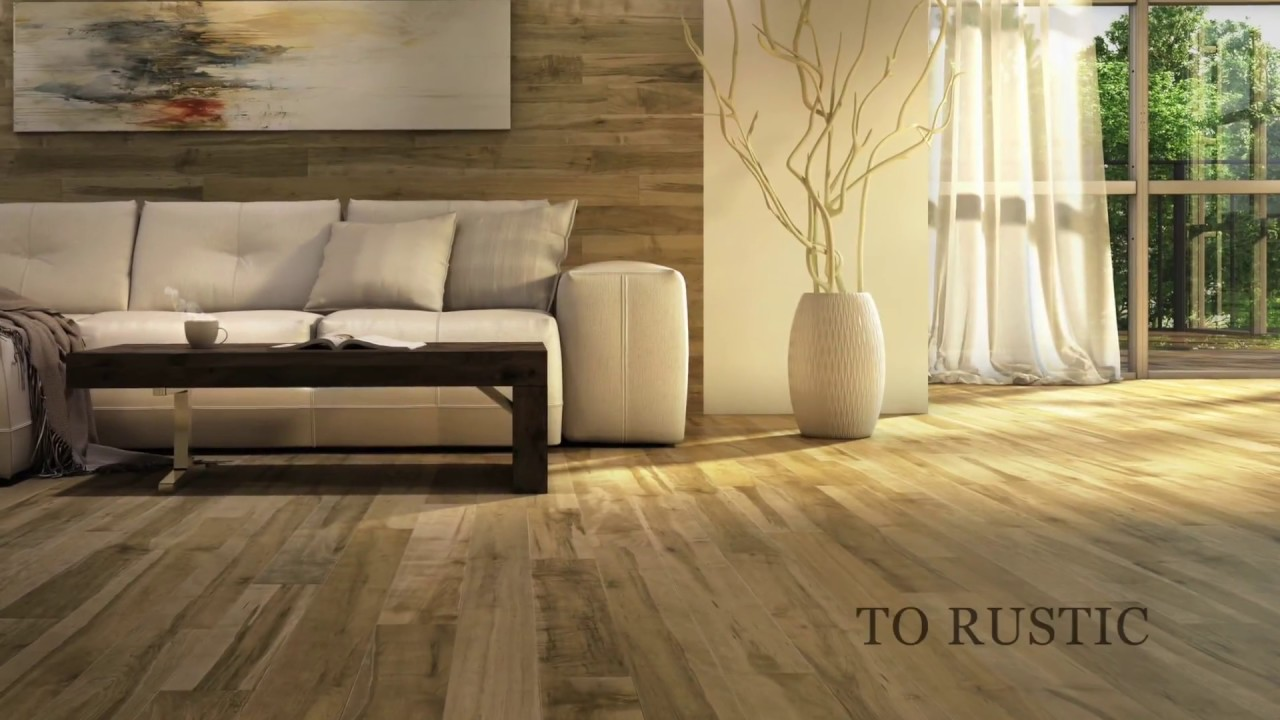 Lauzon Hardwood Flooring Pure Genius Technology