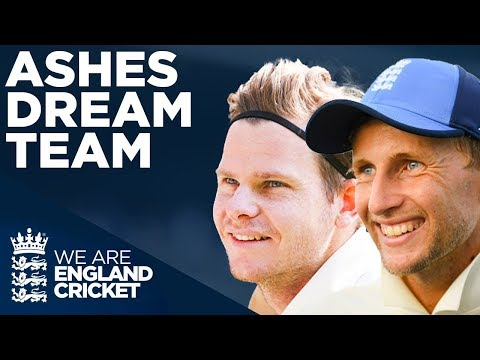 Joe Root vs Steve Smith | Who Will YOU Pick? | Ashes Dream Team