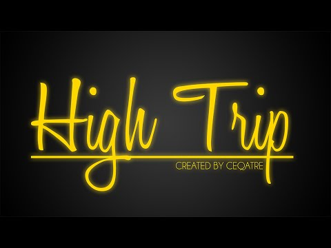 HIGH TRIP - Smoke Weed and watch this trippy video !