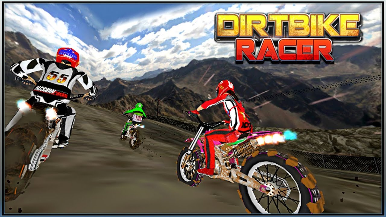 Dirt Bike Racer 3d Offroad Drag Race Game On Android Youtube