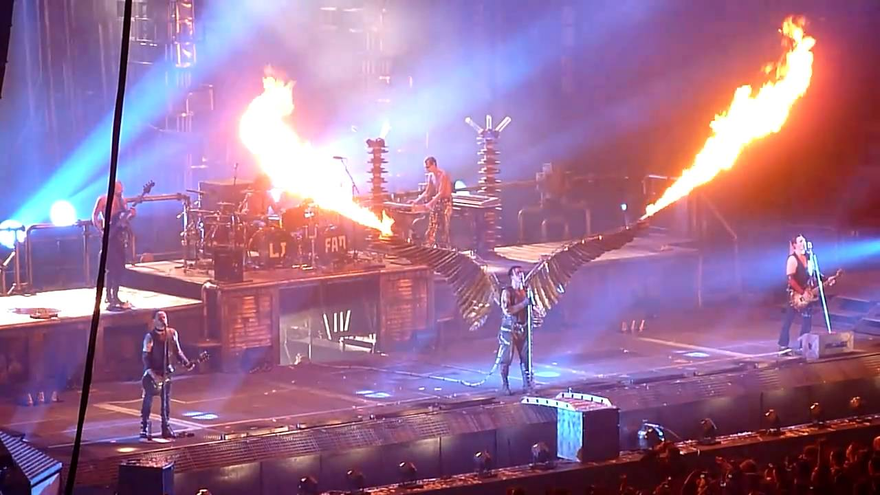 hd rammstein engel live new york city 12 11 10 youtube. Black Bedroom Furniture Sets. Home Design Ideas