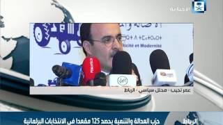 عمر نجيب: المشكلة التي تواجه اي حكومة بالمغرب هي المجال الاقتصادي