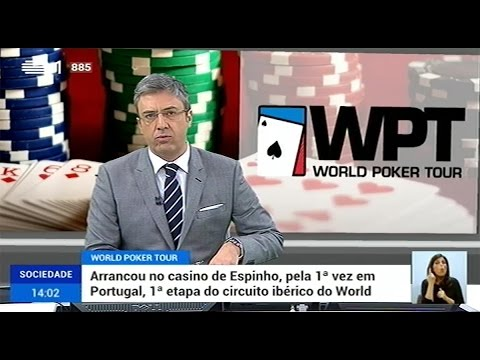 WPT National Iberia no Casino Espinho | RTP1