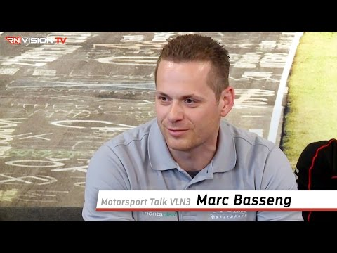 Motorsport Talk VLN3 - Marc Basseng