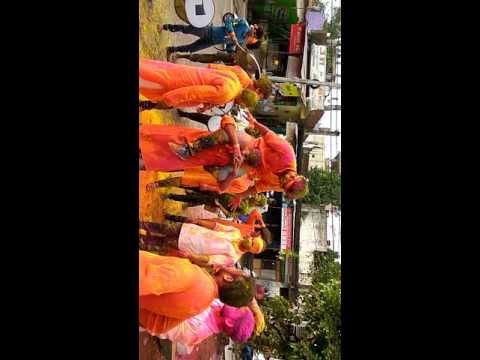 Slum boys youth Association imression process 2016