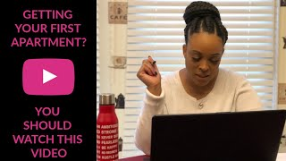 Fix My Credit Friday Episode #5 2019 (How to Prepare Yourself Financially to Get Your Own Apartment)