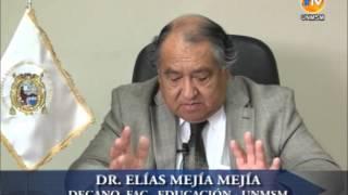 POSTULANTES: ESTA ES LA FACULTAD DE EDUCACIÓN DE LA UNMSM - 2012