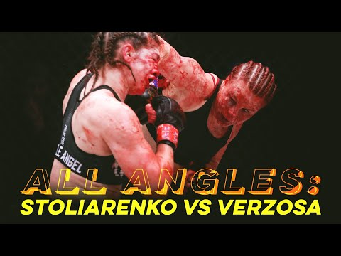 All Angles: Stoliarenko vs Verzosa
