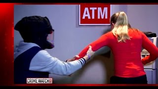 ATM Self-Defense: Security Expert Shows Steps to Protect Yourself - Crime Watch Daily