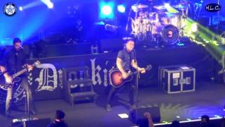 """DROPKICK MURPHYS - """"The Lonesome Boatman"""" & """"Rebels with a Cause"""" (live 2017 in Athens, Greece)"""