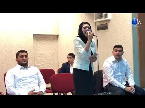 ISAURA GHEORGHIU - ANCORA | LIVE VIDEO |