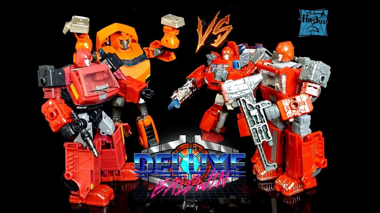 Transformers Ironhide - Classics VS Animated VS Siege VS Earthrise Ironhide!