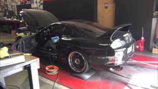 toyota supra john reed dyno tune on c16 race fuel to 1000whp