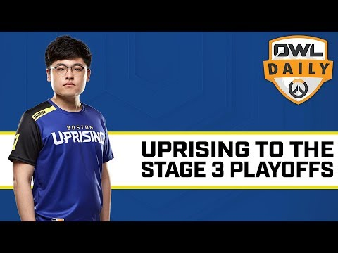 The Upcoming Stage 3 Playoffs feat. PkMnPanda - Overwatch League Daily