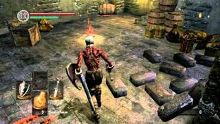 Dark Souls 1 - Xbox One backwards compatibility Gameplay 1080p
