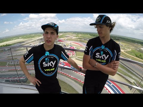 GoPro: MotoGP  - Behind the Scenes With Sky Racing Team VR46 Moto3