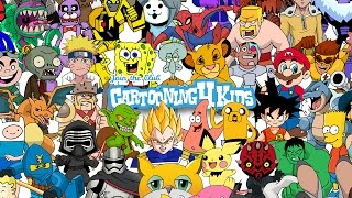 Cartooning4Kids | How to Draw Art Channel