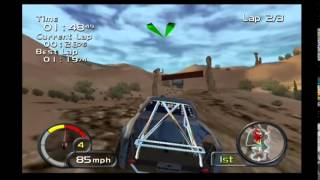Test Drive Off-Road Wide Open (PS2) Gameplay 12 - Dodge Ram (Unlimited)