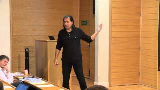 Why is there a Macroscopic Universe? (Nima Arkani-Hamed)