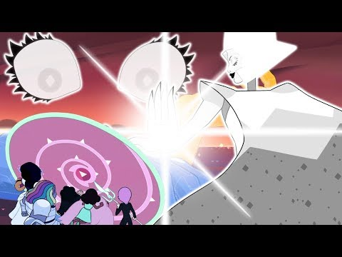 White Diamond's HIDDEN Power [Steven Universe Theory] Crystal Clear
