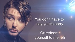 James Arthur - Sermon ft. Shotty Horroh Lyric Video