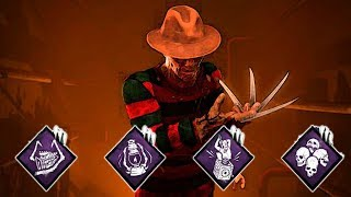 ⚡ NAJLEPSZY BUILD NA FREDDIEGO⚡ DEAD BY DAYLIGHT