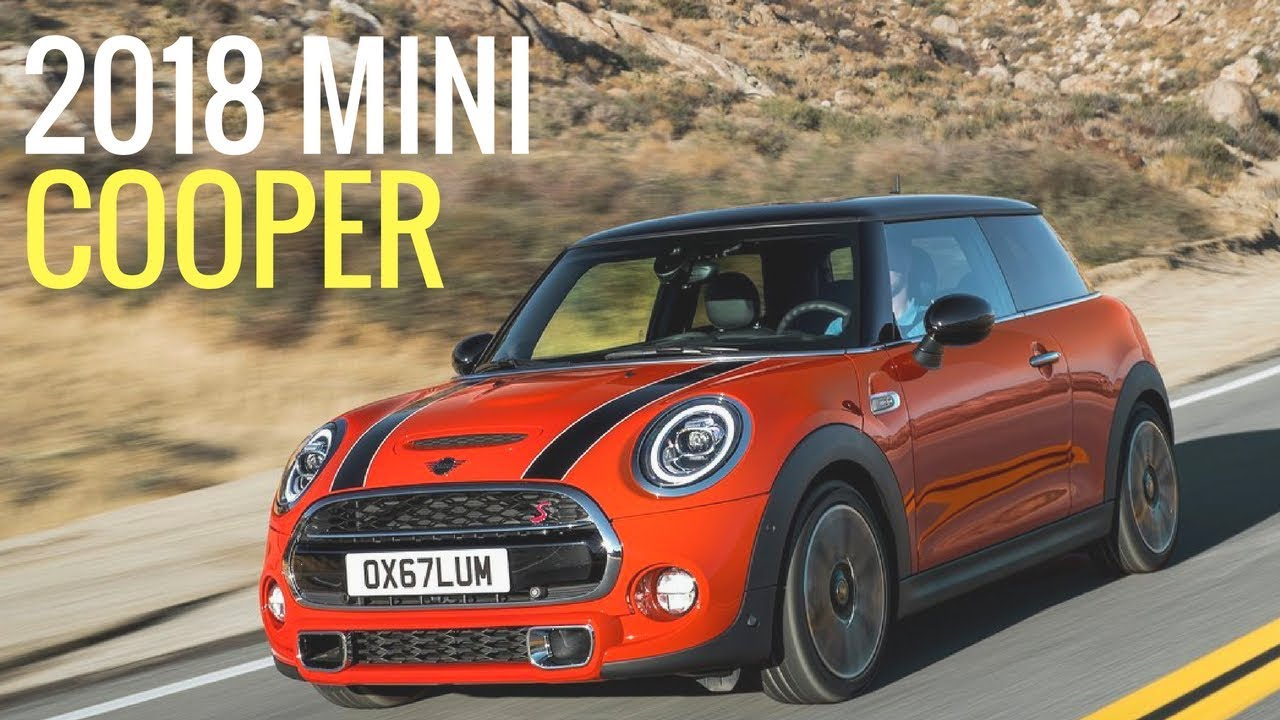 New 2018 Mini Cooper Models For India Youtube