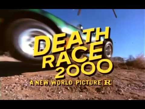 DEATH RACE 2000 (1975) Official Trailer