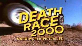 YouTube動画:DEATH RACE 2000 (1975) Official Trailer
