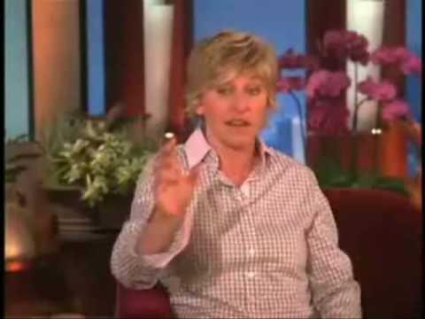 Millionaire matchmaker Patti Stanger on The Eller Degeneres show