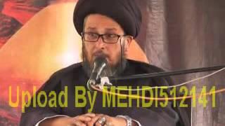 Allama Syed Sibtain Haider Sabzwari (Jalsa Jamia Sultan-ul-Madaris Sargodha-2015)