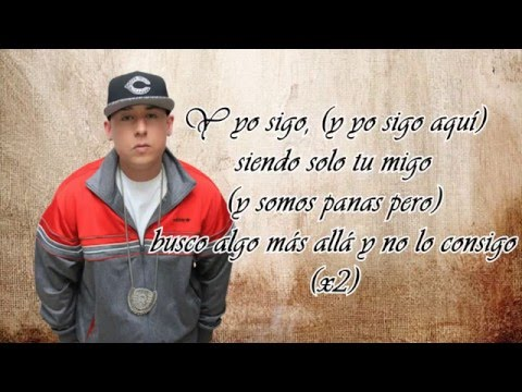 A veces Remix – Ñejo ft  Randy & Cosculluela LETRA