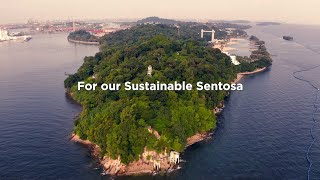 Sentosa launches ambitious sustainability roadmap in major push towards climate goals.