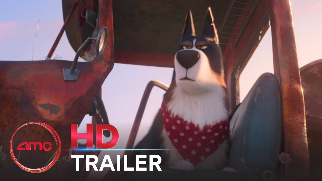 The Secret Life Of Pets 2 Rooster Trailer Harrison Ford Amc