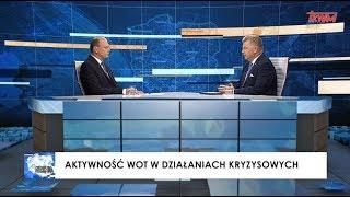 Stan bezpieczeństwa państwa: Działalność WOT w sytuacjach kryzysowych
