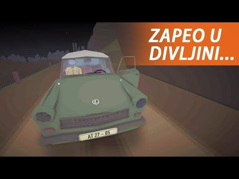 GURAO SAM AUTO 70 KILOMETARA - Jalopy (EP3)