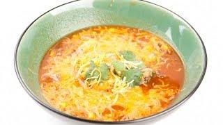 Kris' Kitchen - Venison Taco Soup 2014 Ep. 2 (outdoor Secrets)