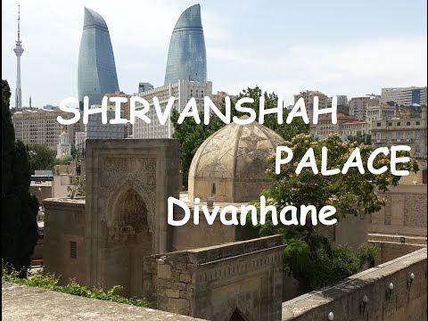 #8 Shirvanshah Palace. Part 1. Divanhane (Дворец Ширваншахов)