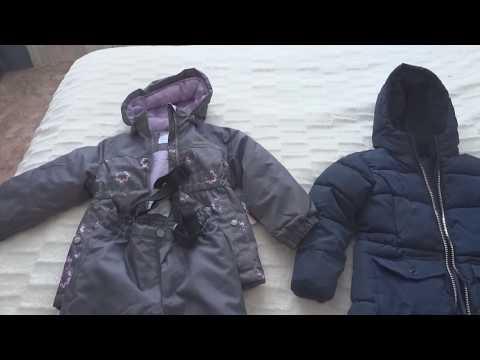 Покупки детской одежды на распродаже / детский мир / глория джинс