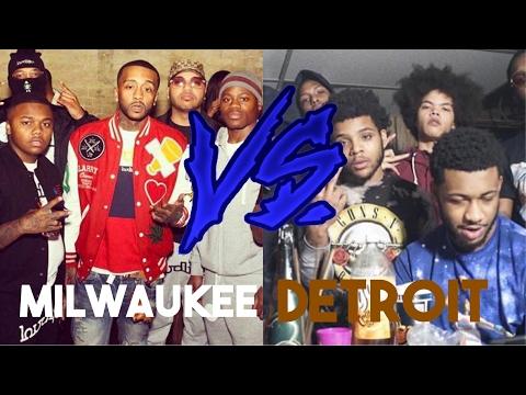 Milwaukee Vs Detroit