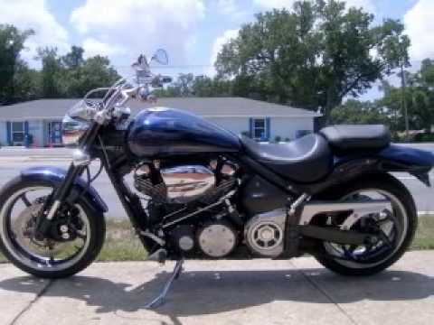 2006 yamaha road star warrior pensacola fl frontier motors for Frontier motors pensacola fl