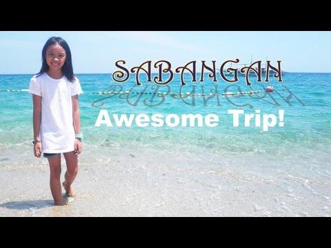 Trip To Sabangan Beach Resort In Laiya Batangas