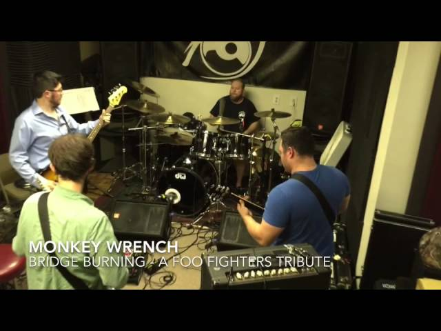 Monkey Wrench Cover by Bridge Burning: A Foo Fighters Tribute