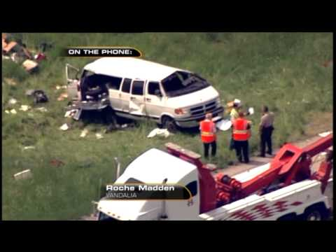 Fatal Van Accident Near Vandalia, IL